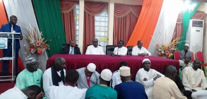 8è Jeux de la francophonie à Abidjan / Les religieuses veulent un succès !