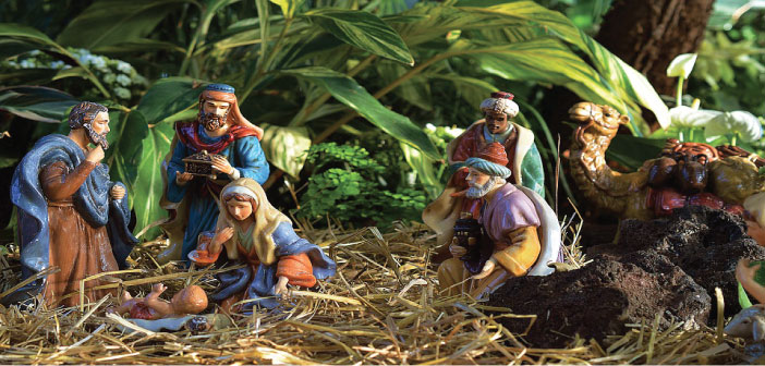 Naissance de Jésus, Prince de la paix