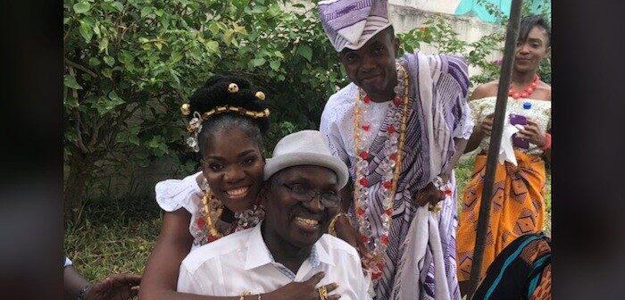 Joël N'guessan et Damana Pickass surprennent les Ivoiriens à travers un très beau mariage