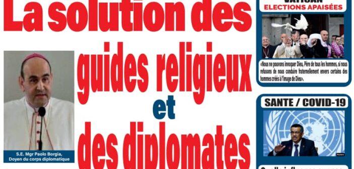 ISLAMO- CHRÉTIEN ( le journal interreligieux au service de la paix,de la cohésion et du développement durable)