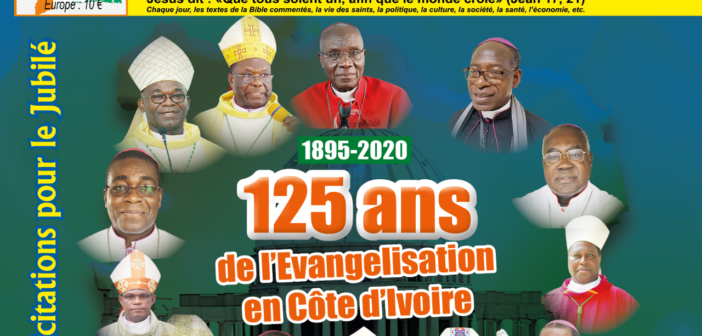 PRIÈRE AFRICAINE NEWS – Avril 2021